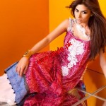 Latest Lawn Collection For Summer By Mahnoush 2012-005