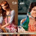 Latest Libas & Riwaj Collection For Summer 2012 Complete Collection-001