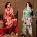 Latest Libas & Riwaj Lawn Collection For Summer 2012-013
