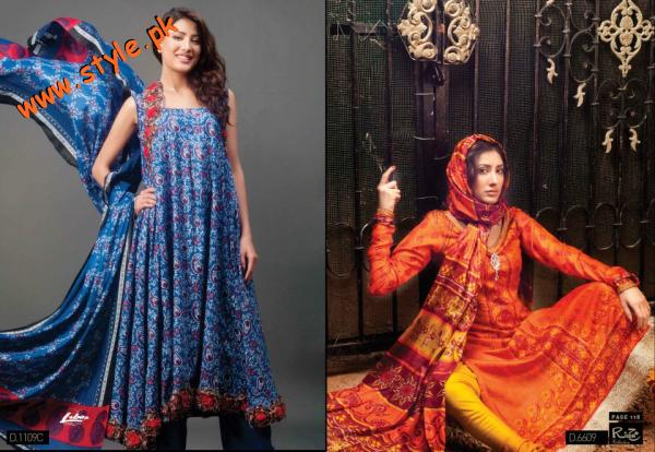 Latest Libas Riwaj Summer Collection By Shariq Textiles 2012 009 pakistani dresses fashion brands