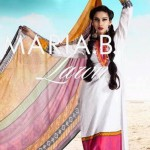 Latest Maria B Lawn 2012 - Complete Collection 11