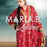 Latest Maria B Lawn 2012 - Complete Collection 5