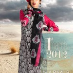 Latest Maria B Lawn 2012 Complete Collection 6 150x150 designer maria b local designer clothes for women