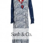 Latest Sash & Co. Spring Collection For Women 2012-005