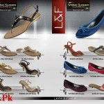 Latest Spring Summer Foot Wears By Lark And Finch 2012-001