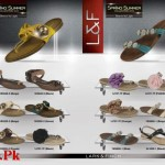 Latest Spring Summer Foot Wears By Lark And Finch 2012-002