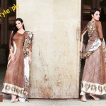 Latest Summer Collection By Hira Lari By Afroz Textiles 2012-009