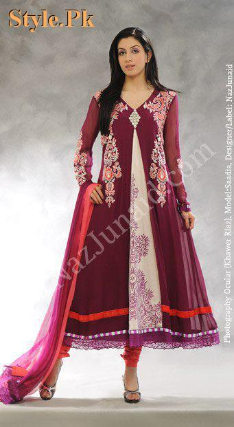 Latest Summer Collection for Women by NazJunaid 2012-007