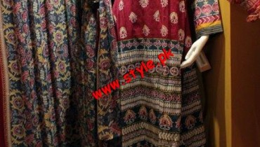Latest Summer Dresses For Women By Juniad Jamshed 2012-005
