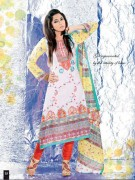 Latest Summer Dresses by Dawood Classic Lawn 2012 10