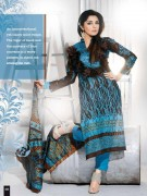 Latest Summer Dresses by Dawood Classic Lawn 2012 3