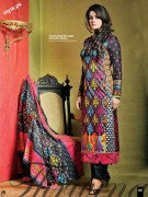 Latest Summer Dresses by Dawood Classic Lawn 2012 6