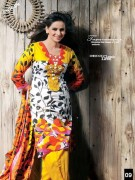 Latest Summer Dresses by Dawood Classic Lawn 2012 7