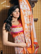 Latest Summer Dresses by Dawood Classic Lawn 2012 9