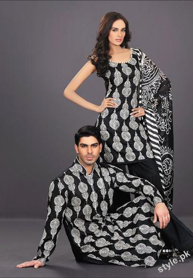 Latest Summer Lawn 2012 by The World of HSY Prints 2012 7 local designer clothes for women hsy designer