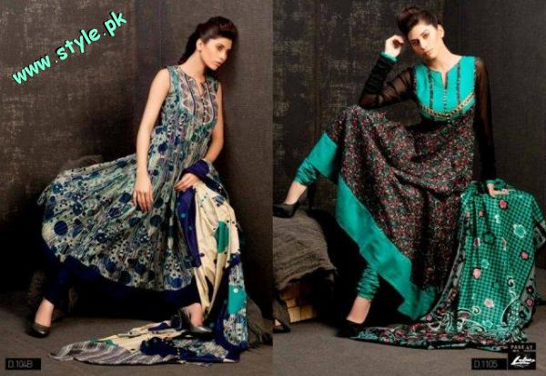 Latest Summer Lawn Collection By Libas And Rivaj For Women 2012 009 pakistani dresses fashion brands
