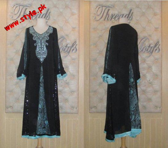 Latest Threadz And Motifz Party Wear Dresses 2012 003 pakistani dresses