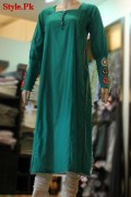 Latest Thredz Lawn Collection For Women 2012-006