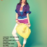 Latest Western Wear Outfits For Women By Outfitters For Summer 2012-012