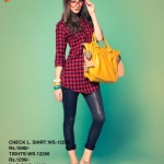 Latest Western Wear Outfits For Women By Outfitters For Summer 2012-014
