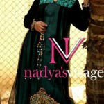 Latest nadya Visage Summer Formal Dresses 2012-004