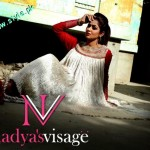 Latest nadya Visage Summer Formal Dresses 2012-005