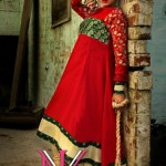 Latest nadya Visage Summer Formal Dresses 2012-007