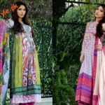 Latestt Libas & Riwaj Lawn Summer Casual Wear Collection By Shariq Textiles 2012-018