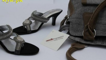 Le'Sole-Needle Impressions Latest Summer Sandals Collection 2012-004