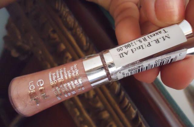 L'Oreal Glam Shine Lip Gloss In Moon Crystal_03
