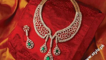 Magnificent Diamond Jewellery Sets 2012 1