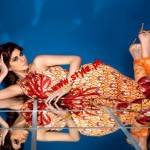 Mahnoush Summer Lawn Collection For Women 2012-004