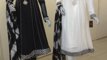 Maria Noor Latest Party Wear Collection For Summer 2012-004