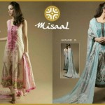 Misaal Summer Lawn Collection 2012 for Girls 12