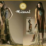 Misaal Summer Lawn Collection 2012 for Girls 3