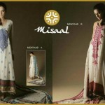 Misaal Summer Lawn Collection 2012 for Girls 8