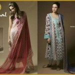 Misaal Summer Lawn Collection 2012 for Girls 9
