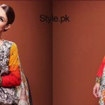 Moon Textile Summer Lawn Collection 2012 For Women 12