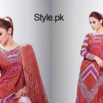 Moon Textile Summer Lawn Collection 2012 For Women 9
