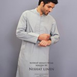 Naqsh Latest Summer Kurta Collection 2012 by Nishat Linen 4