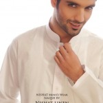 Naqsh Latest Summer Kurta Collection 2012 by Nishat Linen 5