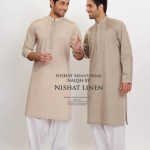 Naqsh Latest Summer Kurta Collection 2012 by Nishat Linen 6