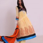 NazJunaid Latest Summer Party Dresses For Women 2012-001