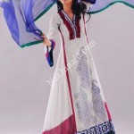 NazJunaid Latest Summer Party Dresses For Women 2012-002