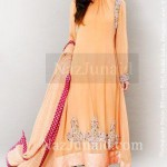NazJunaid Latest Summer Party Dresses For Women 2012-003