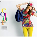 Outfitters Color Therapy Summer collection 2012 - Lookbook 13