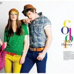 Outfitters Color Therapy Summer collection 2012 - Lookbook 2