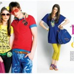 Outfitters Color Therapy Summer collection 2012 - Lookbook 7