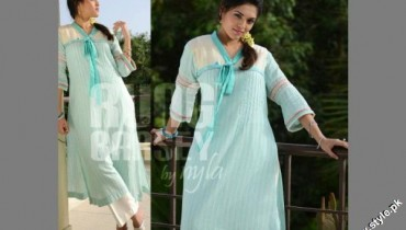 Rung Barsey By Nyla Summer Casual Wear Dresses 2012 1