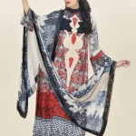 Sadia Designer Lawn Collection 2012 For Summer 1